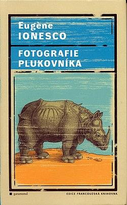 Fotografie plukovníka obálka knihy