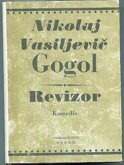 Revizor obálka knihy