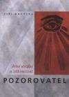 Pozorovatel, jeho stezka a zákonitost obálka knihy