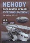 Nehody dopravních letadel v Československu - 1.díl