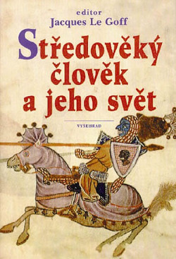 Středověký člověk a jeho svět obálka knihy