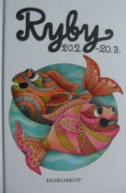 Křížem krážem zvěrokruhem: Ryby obálka knihy
