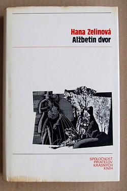 Alžbetin dvor obálka knihy