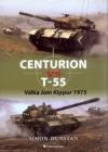 Centurion vs T-55 : válka Jom Kippur 1973