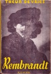 Rembrandt obálka knihy