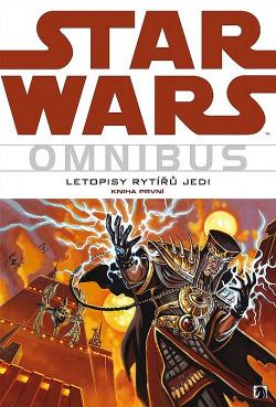 Star Wars: Letopisy rytířů Jedi 1 obálka knihy