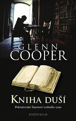 Kniha duší obálka knihy