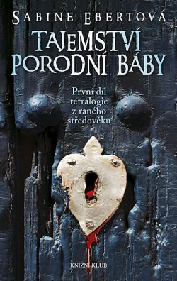 Tajemství porodní báby obálka knihy