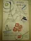 Lidé dobré vůle - Pařížský Eros