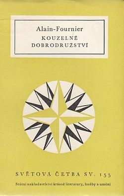 Kouzelné dobrodružství obálka knihy