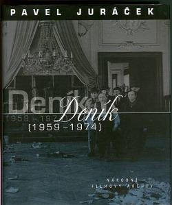 Deník (1959–1974) obálka knihy