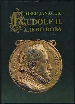 Rudolf II. a jeho doba obálka knihy