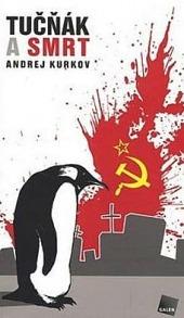 Tučňák a smrt obálka knihy