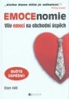 Emocenomie: Vliv emocí na obchodní úspěch obálka knihy