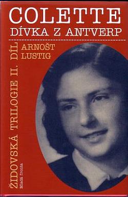 Colette: Dívka z Antverp obálka knihy