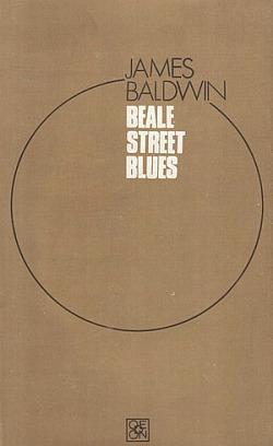 Beale street blues obálka knihy