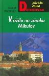 Vražda na zámku Mikulov obálka knihy