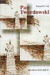 Pan Twardowski obálka knihy