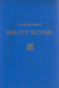 Biblický slovník (A-Ž) obálka knihy