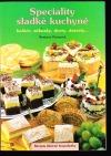 Speciality sladké kuchyně