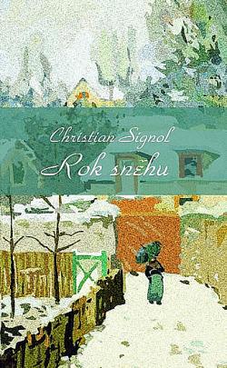 Rok sněhu obálka knihy