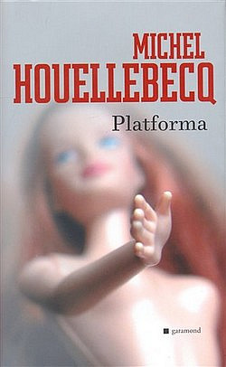 Platforma obálka knihy