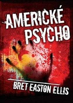 Americké psycho obálka knihy