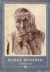 Karel Myslbek obálka knihy