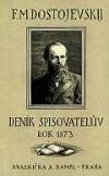 Deník spisovatelův. Rok 1873