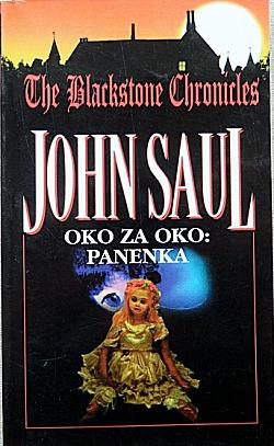 Oko za oko: Panenka obálka knihy