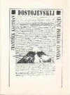 Dostojevskij, věčný problém člověka