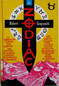 Zodiac obálka knihy