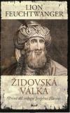 Židovská válka obálka knihy