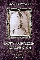 Lásky princezen kuronských obálka knihy