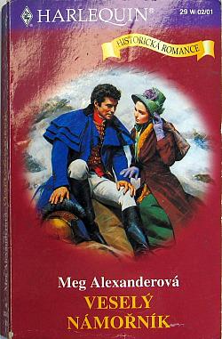 Veselý námořník obálka knihy