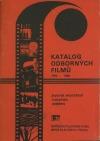 Katalog odborných filmů 1982-1986