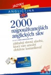 2000 najpoužívanejších anglických slov + MP3