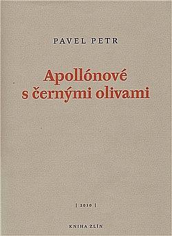 Apollónové s černými olivami obálka knihy