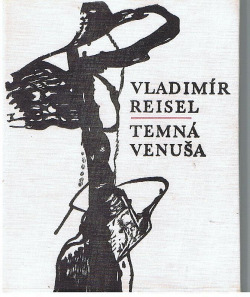 Temná Venuša obálka knihy
