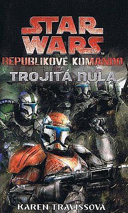 Star Wars: Trojitá nula obálka knihy