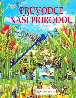 Průvodce naší přírodou obálka knihy