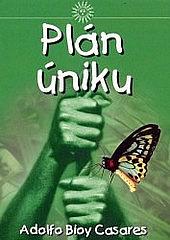 Plán úniku obálka knihy