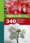 Orchideje od A do Z obálka knihy