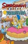 Simpsonovi komiks - Promenáda