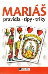 MARIÁŠ - pravidla, tipy a triky obálka knihy