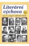 Literární výchova pro 2. stupeň ZŠ obálka knihy