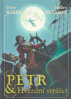 Petr & Hvězdní strážci obálka knihy