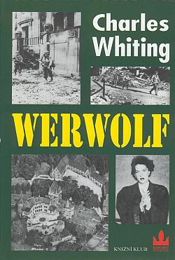 Werwolf obálka knihy