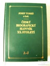 Český biografický slovník XX. století