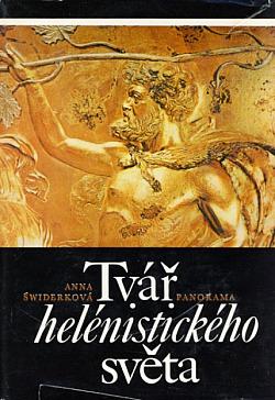 Tvář helénistického světa obálka knihy